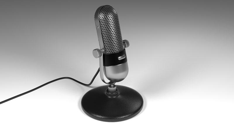 Creación de Podcast
